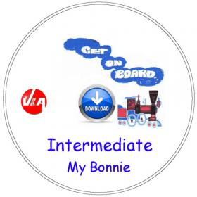 My Bonnie - Songs for intermediate learners