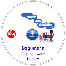 One man went to mow - Songs for Beginners