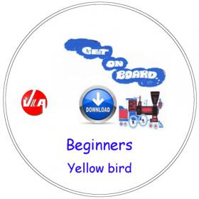 Yellow bird - Songs for Beginners