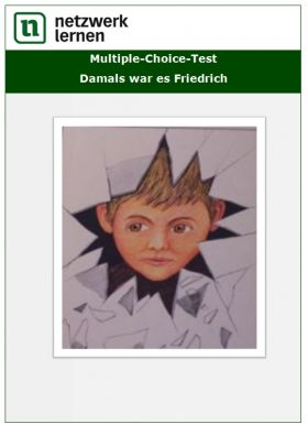 Multiple-Choice-Test: Damals war es Friedrich von Hans Peter Richter
