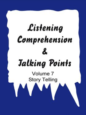Listening comprehension & Talking points - Vol. 7 (Story telling)
