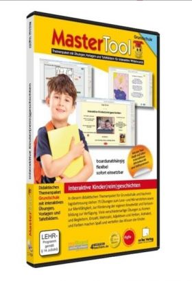 Interaktive Kinder-Reim-Geschichten - MasterTool Themenpaket
