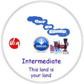 This land is your land - Songs for intermediate learners