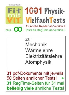 1001 Physik Vielfachtests