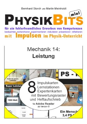 Mechanik - PhysikBits mini: Leistung