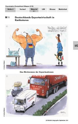Exportnation Deutschland - Made in Germany in aller Welt (WORD)