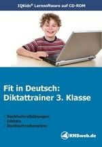 Fit in Deutsch: Diktattrainer - 3. Klasse
