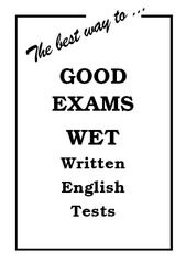 The best way... to GOOD EXAMS