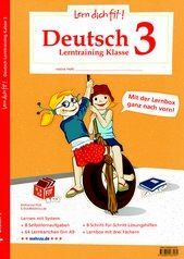 LERN DICH FIT! Deutsch Klasse 3