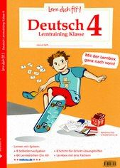 LERN DICH FIT! Deutsch Klasse 4