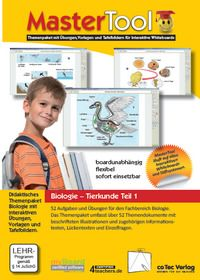 Tierkunde 1 - MasterTool Themenpaket