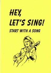 Hey, let`s sing! Start with a song No.1