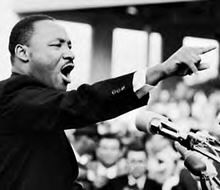 I have a dream  - Zum  Geburtstag Martin Luther Kings