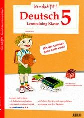 LERN DICH FIT! Deutsch Klasse 5