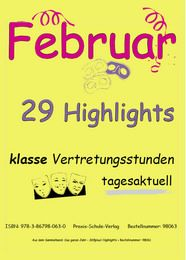 Der Februar - 29 Highlights