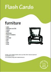 Bildkarten: Furniture