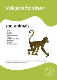 Vokabeltrainer: Zoo animals