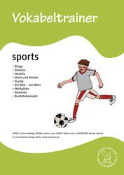 Vokabeltrainer: Sports