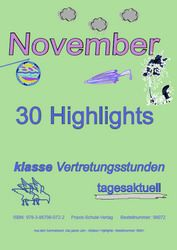 Der November - 30 Highlights