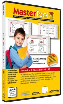 SCH - SP - ST: MasterTool Themenpaket  (3.Klasse)