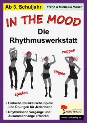 In the mood - Die Rhythmuswerkstatt