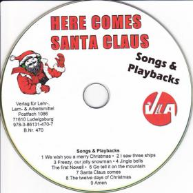 Christmas Song: Jingle Bells - Audio / PDF