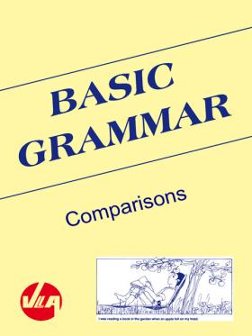 Comparisons - Basic Grammar