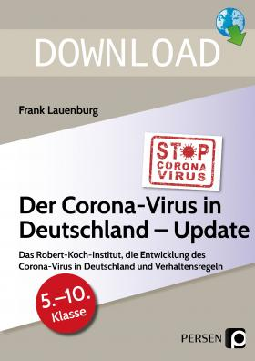 Der Corona-Virus in Deutschland - Update