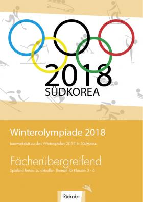 Die Winterolympiade 2018 in Südkorea (WORD)