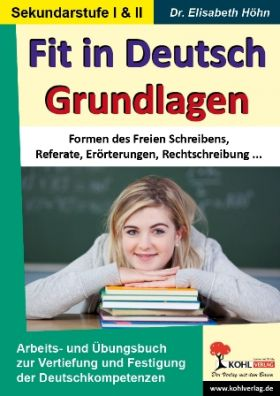 Fit in Deutsch -  Grundlagen