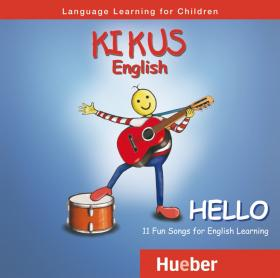Hello  - 11 fun songs for english learning (MP3)
