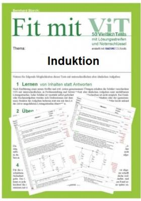 Induktion (A) - Vielfachtests