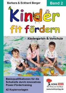 Kinder fit fördern - Band 2