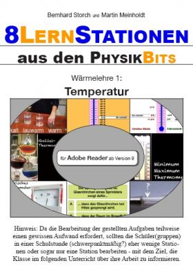 Lernstationen: Temperatur