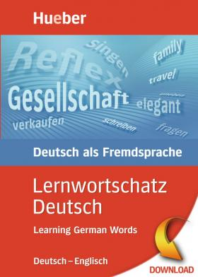 Lernwortschatz Deutsch - Learning German Words