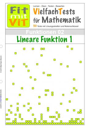 Lineare Funktion - Vielfachtests