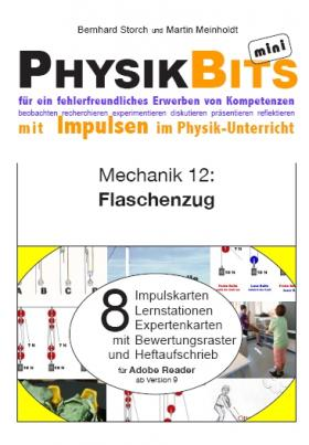 Mechanik - PhysikBits mini: Flaschenzug
