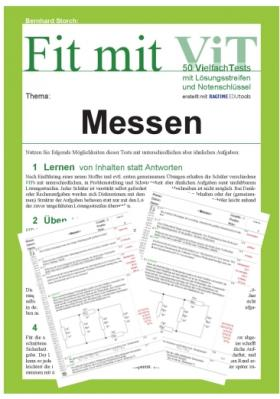 Messen - Vielfachtests