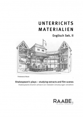 Shakespeare's plays - studying extracts and film