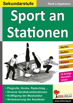 Sport an Stationen in der Sekundarstufe