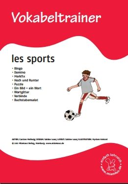 Vokabeltrainer: les sports