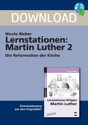 martin luther die reformation der kirche unterrichtsmaterial zum download. Black Bedroom Furniture Sets. Home Design Ideas
