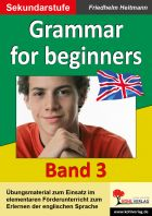 Grammar for beginners