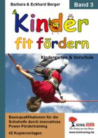 Kinder fit fördern - Band 3