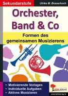 Orchester, Band und Co