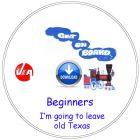 I'm going to leave old Texas now - Songs for Beginners