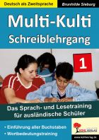 Multi-Kulti Band 1: Schreiblehrgang
