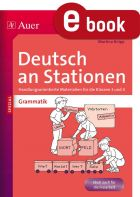 Grammatik Kl. 3/4 - Deutsch an Stationen