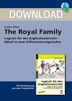 The Royal Family - Differenzierte Logicals für den Englischunterricht
