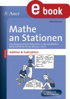 Addition & Subtraktion -  Mathe an Stationen SPEZIAL